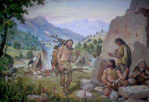 Картинки по запросу Первые современные люди
