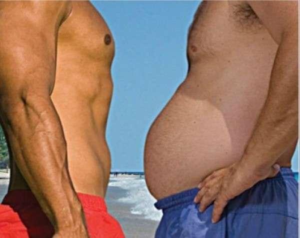 От веса тела мужчины зависит его верность