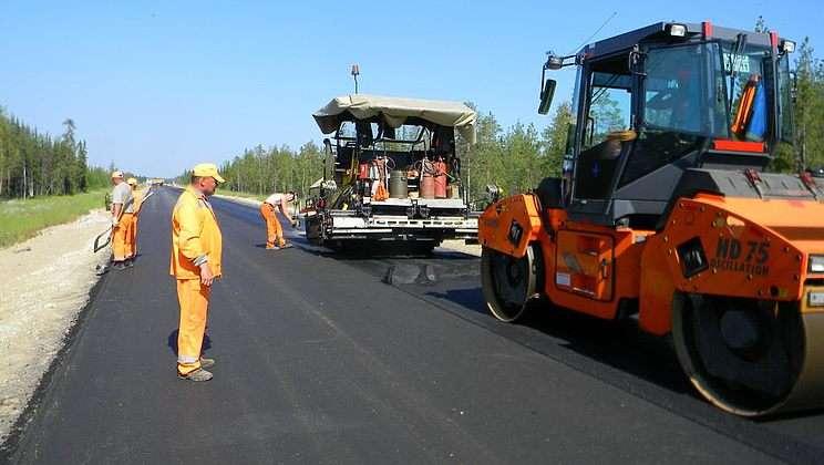 Украина оформила кредит на ремонт дорог