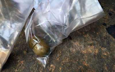 В Волновахе полиция изъяла у сирийца Ивана гранату и патроны