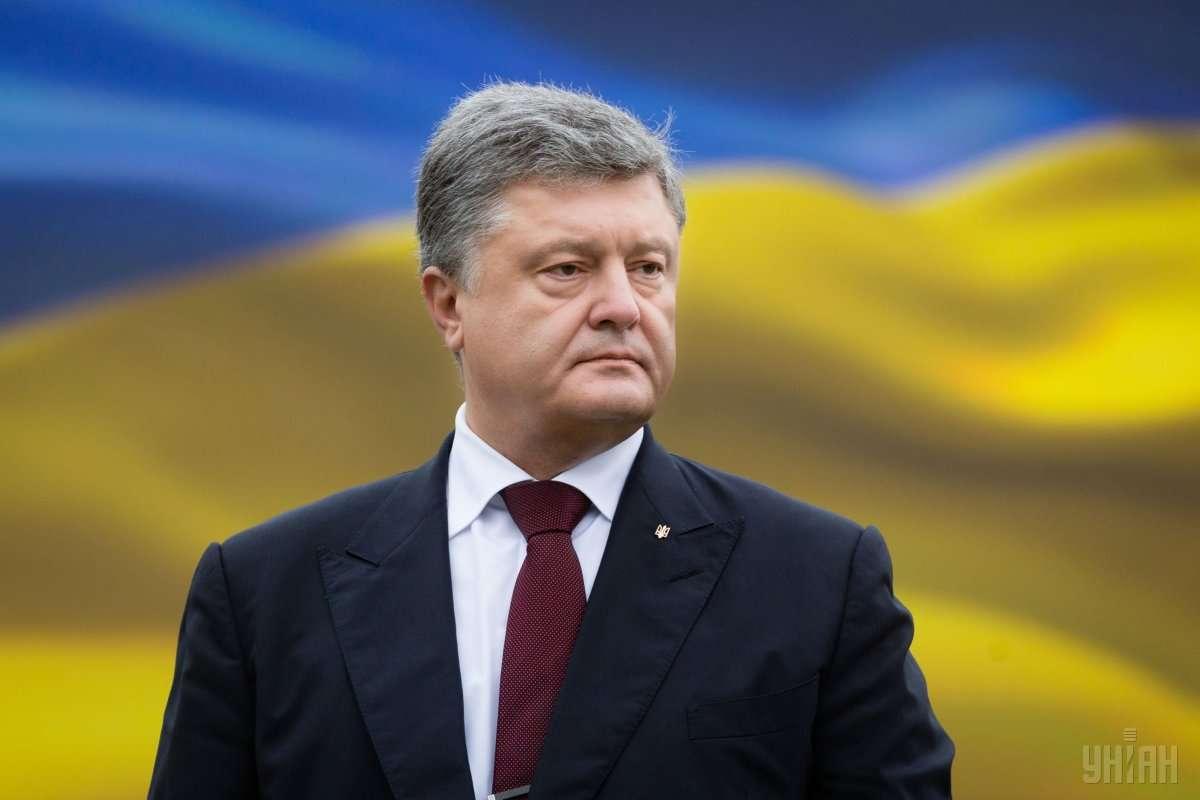 Сегодня президент Петр Порошенко побывает вМелитополе