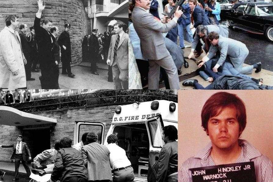 На свободу выпустили человека который стрелял в президента Рейгана