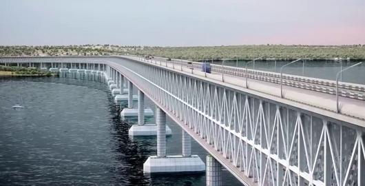 Минкультуры объявило конкурс насоздание фильма остроительстве Крымского моста