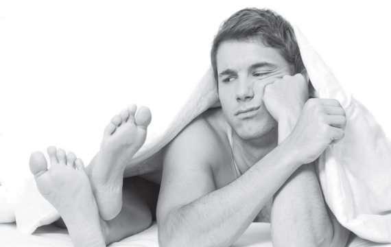 Остутствие секса у мужчин