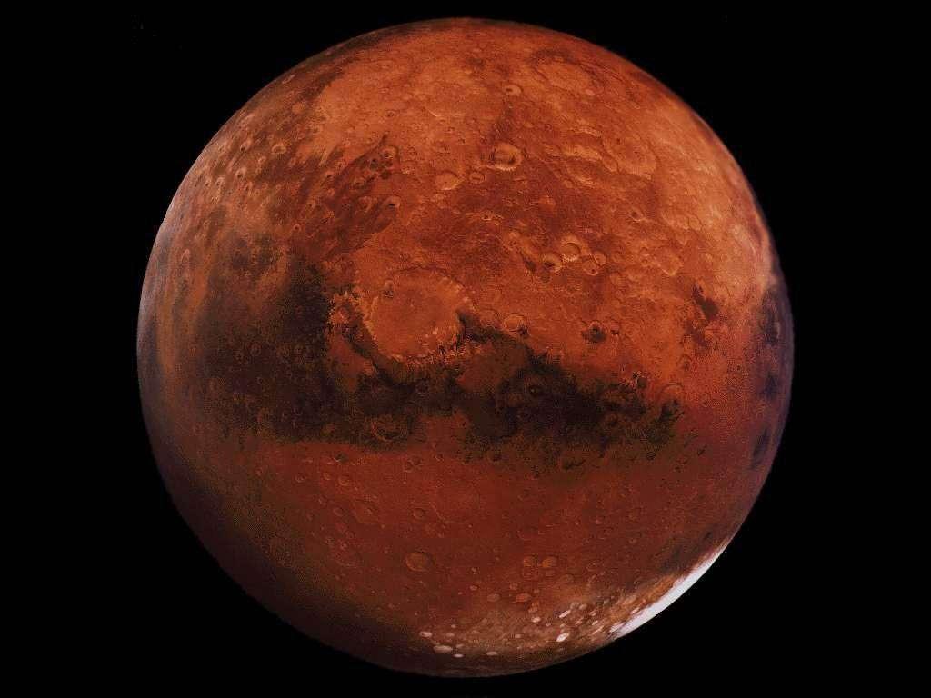 Ученые предлагают посылать сор наМарс