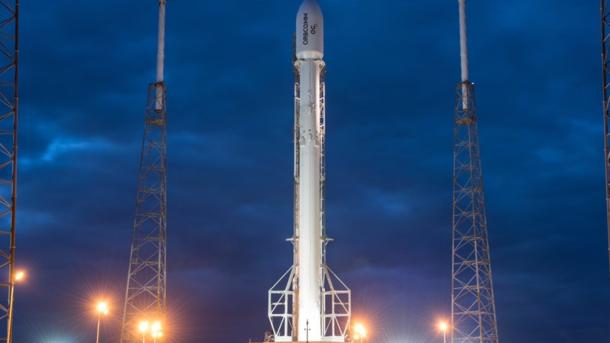 SpaceX впервый раз после трагедии запустила ракету Falcon 9