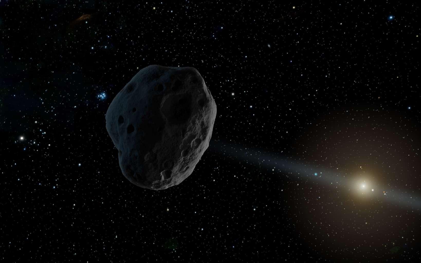 Упавший неземлю астероид может побудить огромное цунами— Ученые