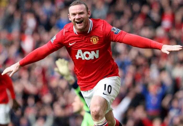 Уэйн Руни стал лучшим бамбардиром «Манчестер Юнайтед» в истории