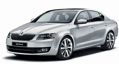 Skoda Octavia получит бензиновый двигатель от VW Golf