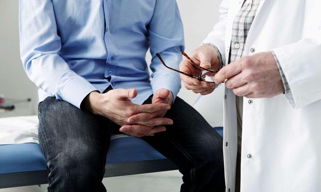 Как вывести камешки из предстательной железы