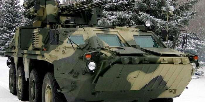 """""""Укроборонпром"""" передал 2139 единиц военной техники и оружия в 2016 году"""