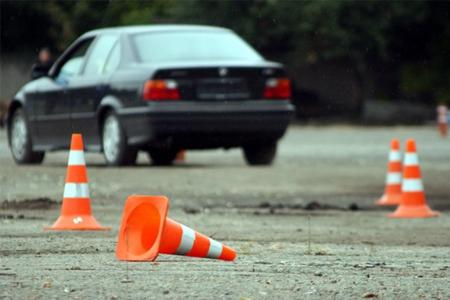 Обучение безаварийному вождению