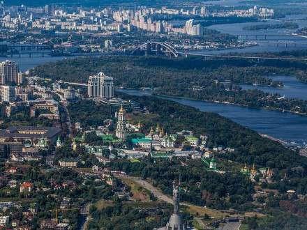 Киев оказался в десятке самых дешевых городов мира