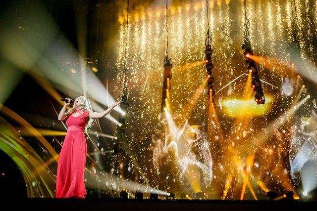 Отгремели песенные баталии во втором полуфинале Евровидения