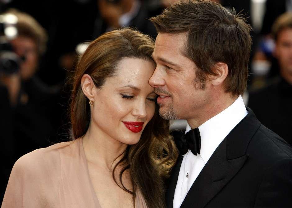 Брэд Питт неподтвердил воссоединение сАнджелиной Джоли
